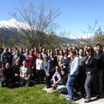 Mai 2016, les participants de la 1ère réunion du GDR MEETICC